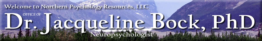 Northern Psychology Resources in Alaska